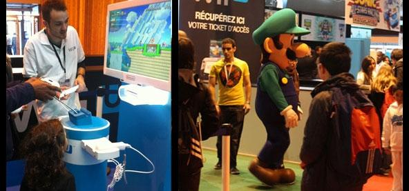 Paris Games Week 2012 : retour en image sur le salon
