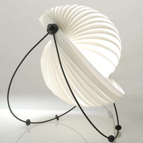 Design : La lampe Eclipse
