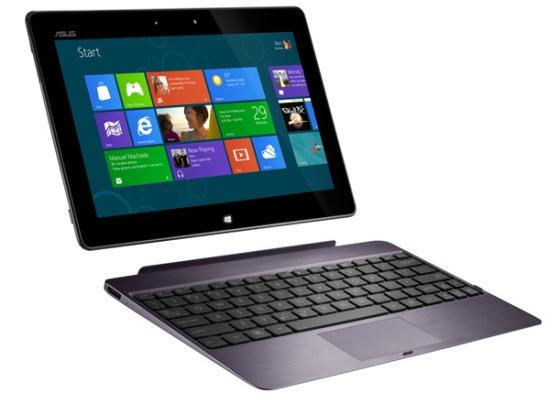 Asus rend disponible son Transformer Book