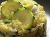 Risotto Merlu Courgettes L'Indienne