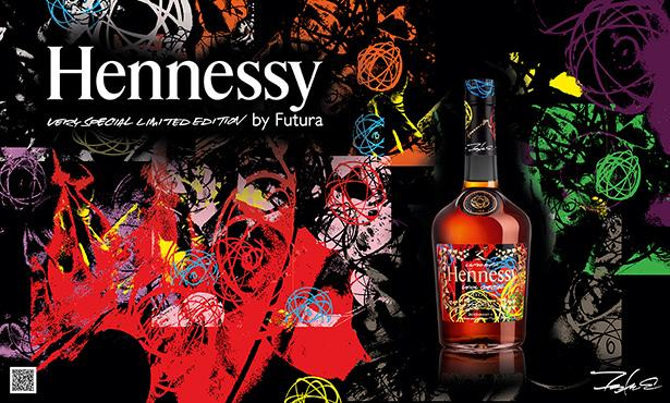 Futura for Hennessy