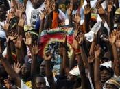 Côte d'Ivoire, paix passe chanson