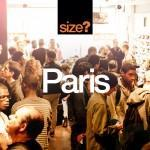 size? «Selected by» Paris