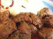 Viande d'agneau épices cajun