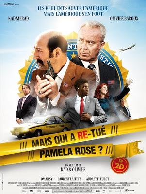 Mais qui a re-tué Pamela Rose ? : l'affiche so 80's en 2D