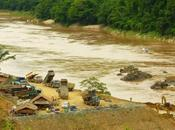 Début travaux barrage controversé Laos