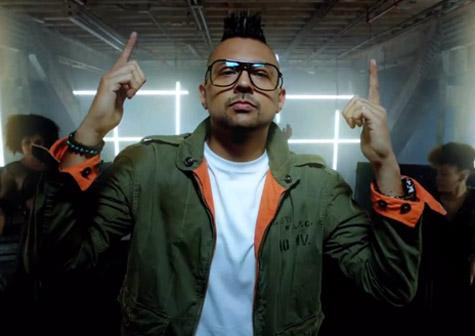 Sean Paul remporte un MOBO Award !