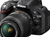 Nikon annonce D5200