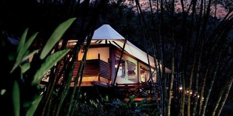 Une expérience à vivre à deux ! Four Seasons Tented Camp Golden Triangle…