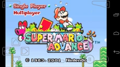 My Boy! – Retour en enfance, émuler une Gameboy Advance !