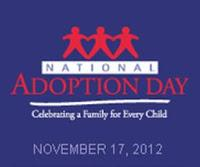 US National Adoption Month, 2012