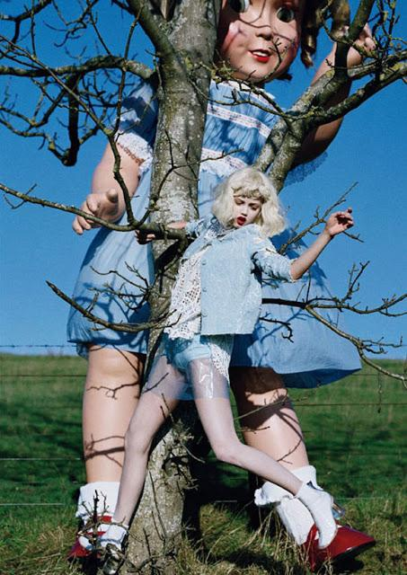 Short video by Tim Walker