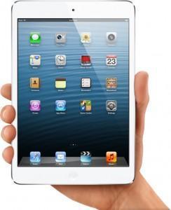L'iPad mini