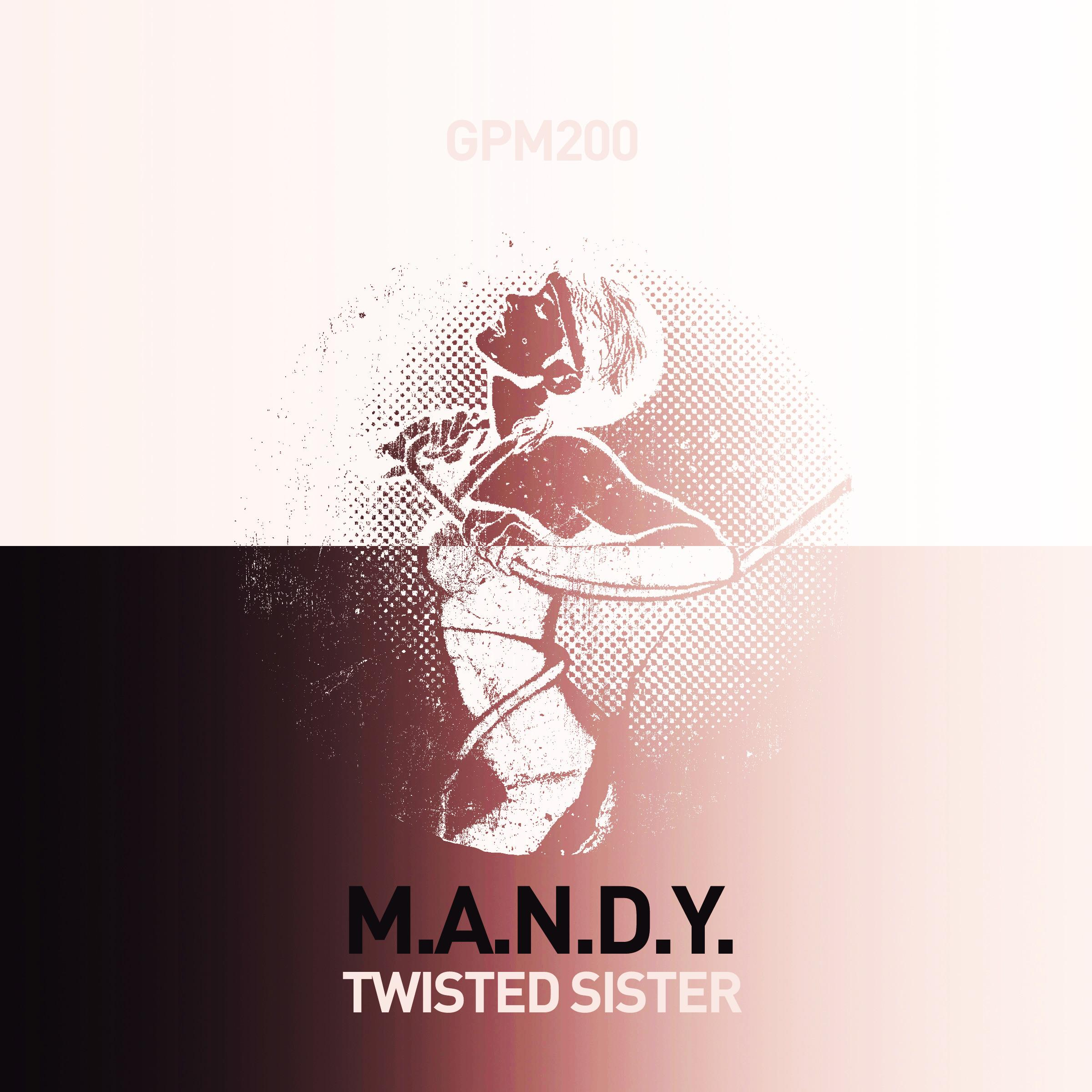 MANDY - Twisted sister EP