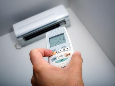 Climatisation réversible: chauffage en hiver et climatisation en été