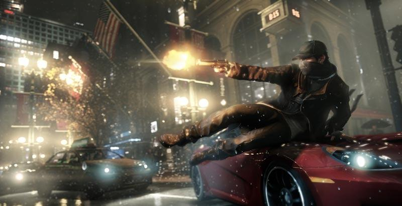 Watch Dogs sortira bien en 2013