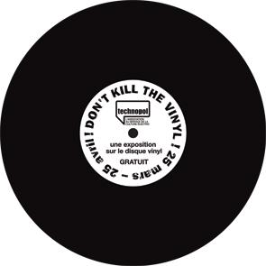 exposition don't kill the vynil