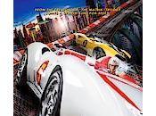 Speed Racer l'affiche spots
