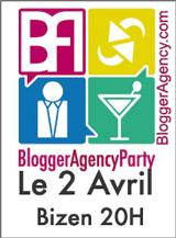 Blogger.agency Party