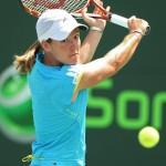 Justine Hénin - Photos de l'open de Miami