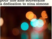 Meshell Ndegeocello Pour souveraine dedication Nina Simone