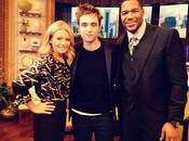 Robert Pattinson Promotion Révélation Partie