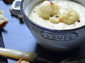 Velouté Comtesse Dubarry, l'élégante soupe chou-fleur fait…PROUT