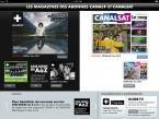 Les magazines Canal+ maintenant sur iPad