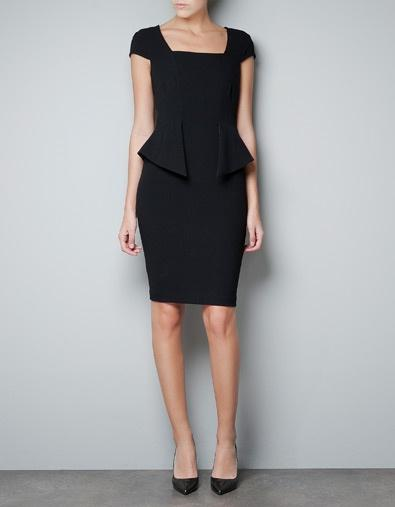 Modele robe noire