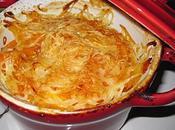 petit gratin potiron/pommes terre
