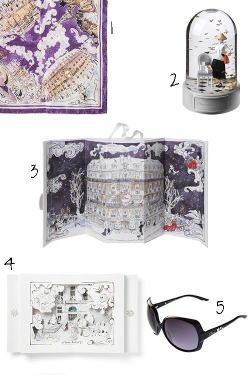 Calendrier De Lavant Dior.Inspirations Parisiennes By Dior Paperblog