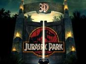 Jurassic Park poster bande annonce