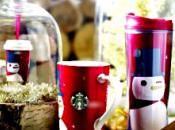 C'est déjà Noël chez Starbucks!