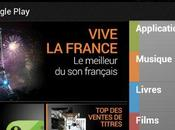 Google Play Music Vive France!