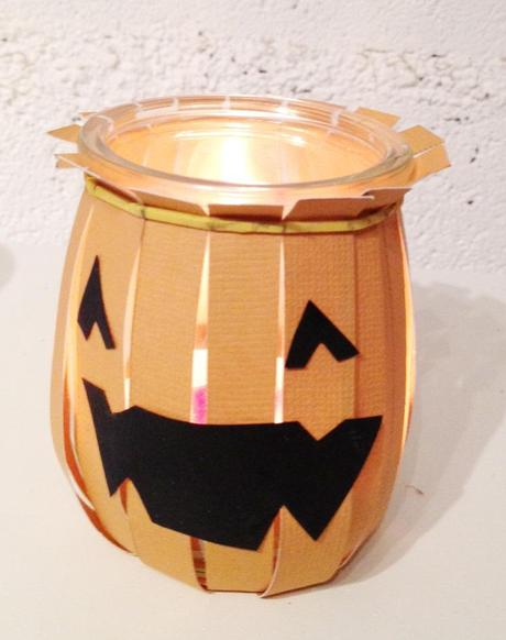 Halloween…version récup' !