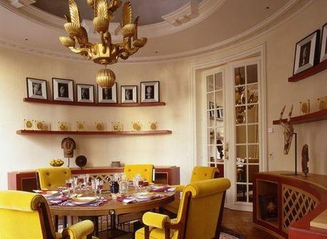 Le monde de la haute décoration dit au revoir à Alberto Pinto
