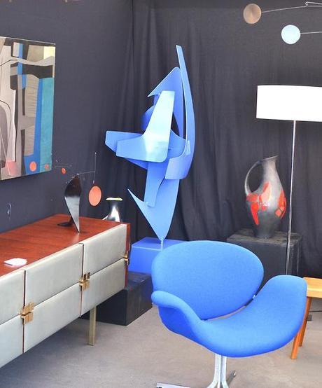 Un après-midi aux Puces du Design (octobre 2012) Chaises &...