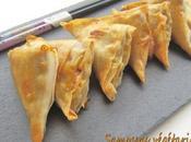 Samossas végétariens curry four)
