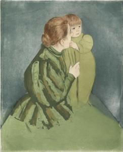 Peasant Mother and Child,