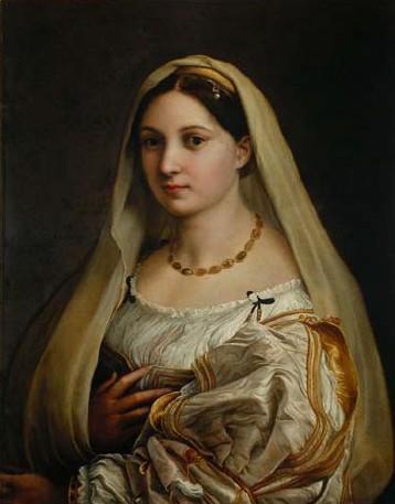 Raphaël, les dernières années, au musée du Louvre