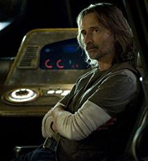 Robert Carlyle sur M6 dans Once Upon A Time