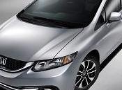 Honda Civic 2013 rafraîchissement obligé