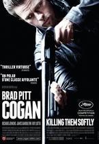 Brad Pitt, tueur de la mafia dans Cogan : Killing Them Softly