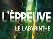 L'épreuve Labyrinthe tome