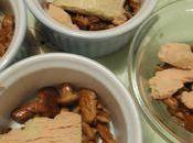 Oeuf cocotte foie gras girolles
