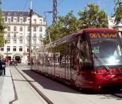 tramways NewTL ex-Lohr Industrie repartent l'avant