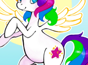 Commande: Portrait Little Pony