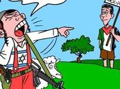 ISRAËL/PALESTINE Chantage l'antisémitisme Encore… toujours…
