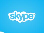 Skype bonne mise jour pour l'application Android