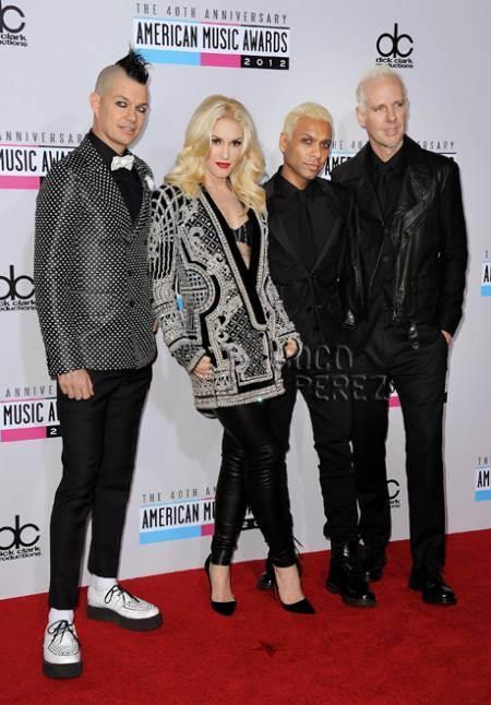 Gwen Stefani en Balmain no doubt american music award